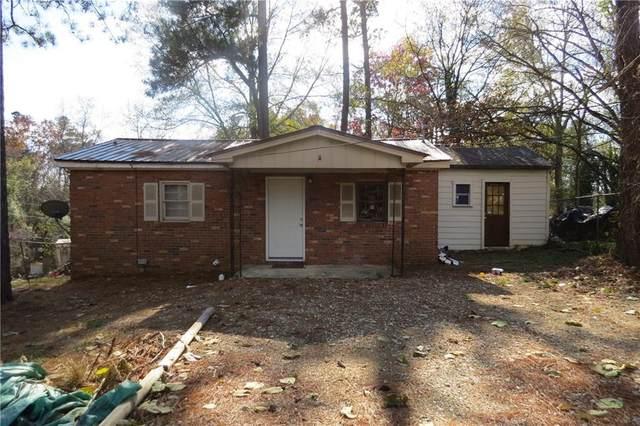 424 Sunset Drive, Acworth, GA 30132 (MLS #6814273) :: North Atlanta Home Team