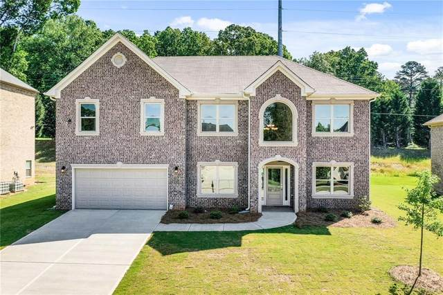 4978 Lynnonhall Court, Lithonia, GA 30038 (MLS #6814362) :: North Atlanta Home Team