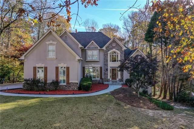 4580 Gin Plantation Drive, Snellville, GA 30039 (MLS #6814434) :: RE/MAX Paramount Properties
