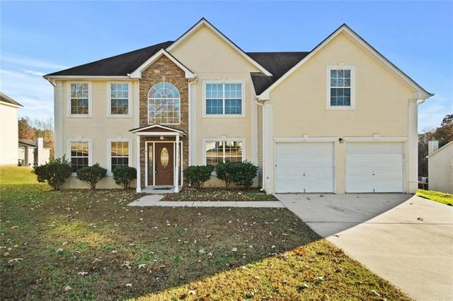 4651 Christi Court, Lithonia, GA 30038 (MLS #6814458) :: North Atlanta Home Team