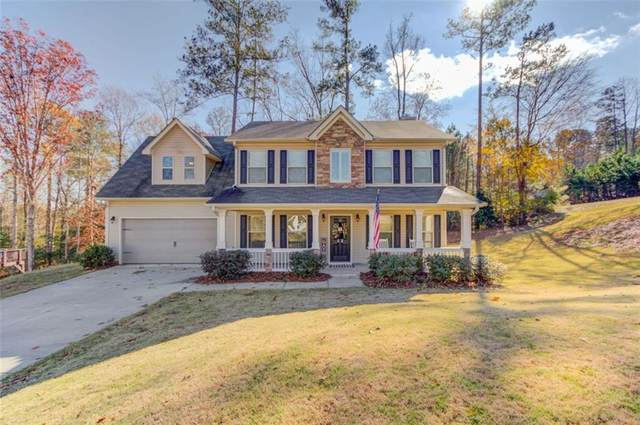 529 Greenridge Lane, Loganville, GA 30052 (MLS #6814460) :: Tonda Booker Real Estate Sales