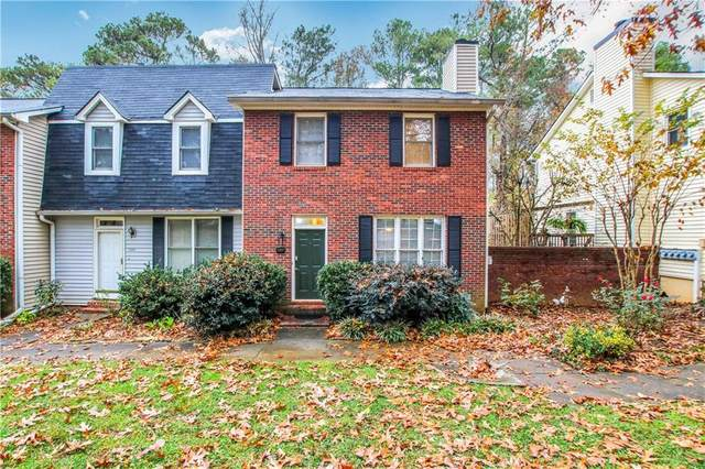 1307 Minhinette Drive, Roswell, GA 30075 (MLS #6814462) :: Dillard and Company Realty Group