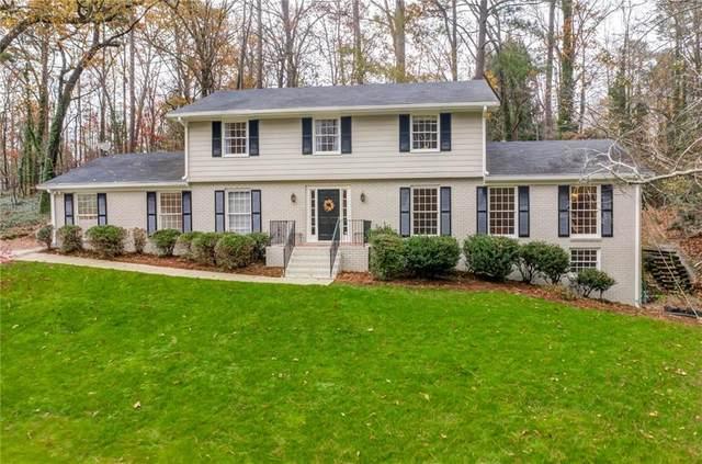 280 Knoll Woods Terrace, Roswell, GA 30075 (MLS #6814528) :: North Atlanta Home Team