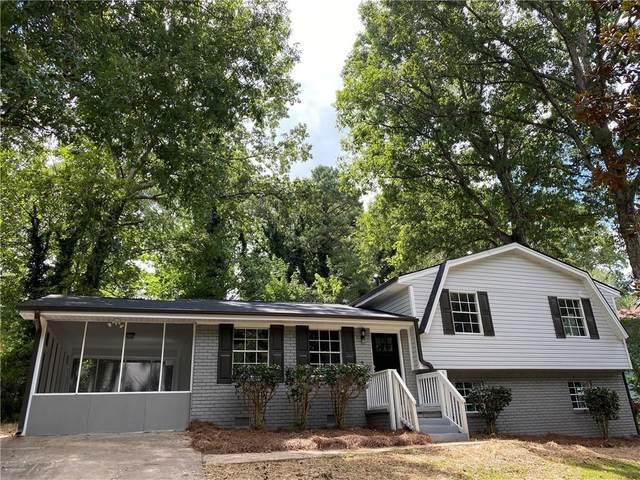6624 Cambridge Drive, Rex, GA 30273 (MLS #6814540) :: North Atlanta Home Team