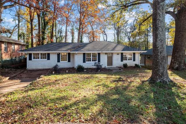 1692 Valencia Road, Decatur, GA 30032 (MLS #6814607) :: The Zac Team @ RE/MAX Metro Atlanta