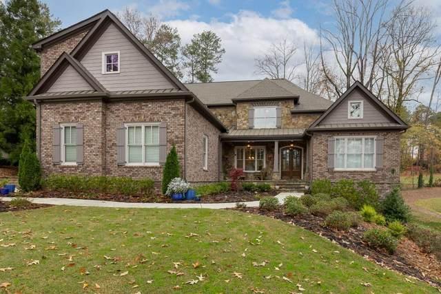 3621 Clubland Drive, Marietta, GA 30068 (MLS #6814638) :: Path & Post Real Estate