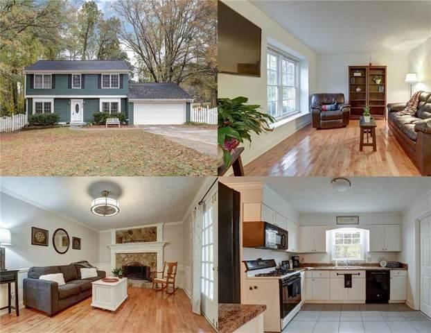 3049 Clearbrook Drive, Marietta, GA 30068 (MLS #6814645) :: Path & Post Real Estate