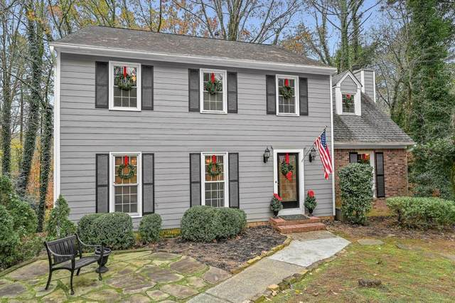3920 Camrose Court, Marietta, GA 30062 (MLS #6814663) :: North Atlanta Home Team