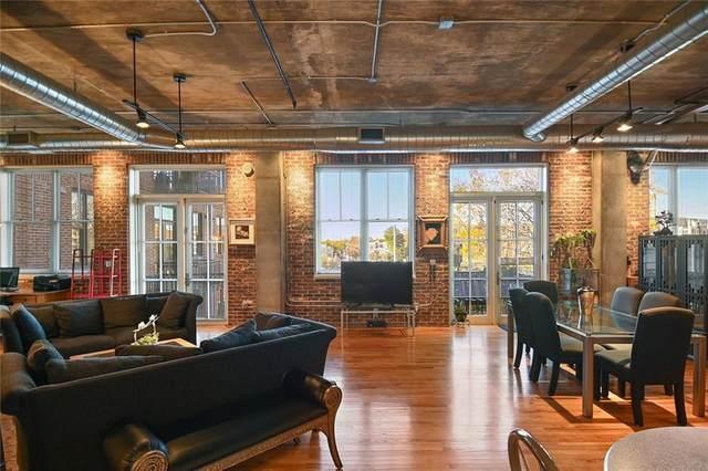 3235 Roswell Road NE #601, Atlanta, GA 30305 (MLS #6814692) :: Path & Post Real Estate