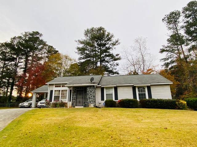 2172 Leslie Brook Drive, Decatur, GA 30035 (MLS #6814716) :: The Zac Team @ RE/MAX Metro Atlanta