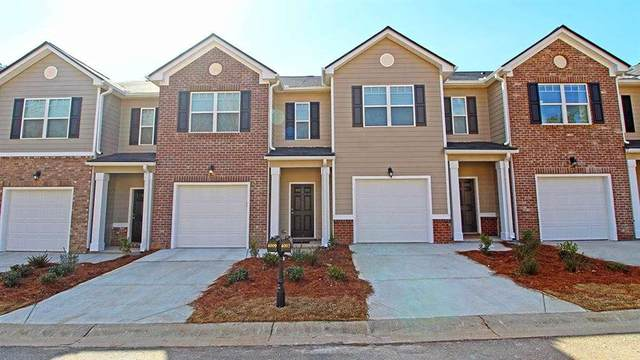6883 Gallier Street #2060, Lithonia, GA 30058 (MLS #6814754) :: 515 Life Real Estate Company