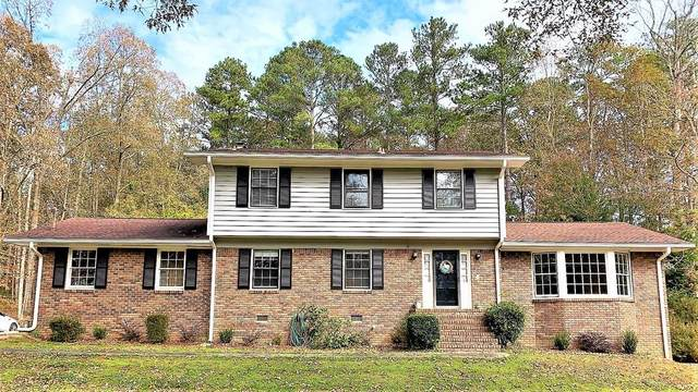455 Forrest Avenue, Fayetteville, GA 30214 (MLS #6814918) :: North Atlanta Home Team