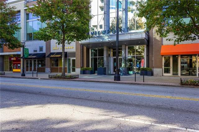 855 Peachtree Street NE #2106, Atlanta, GA 30308 (MLS #6814924) :: The Heyl Group at Keller Williams