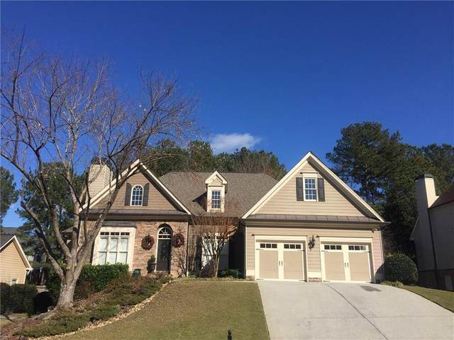 1180 Lamont Circle, Dacula, GA 30019 (MLS #6814928) :: Rock River Realty