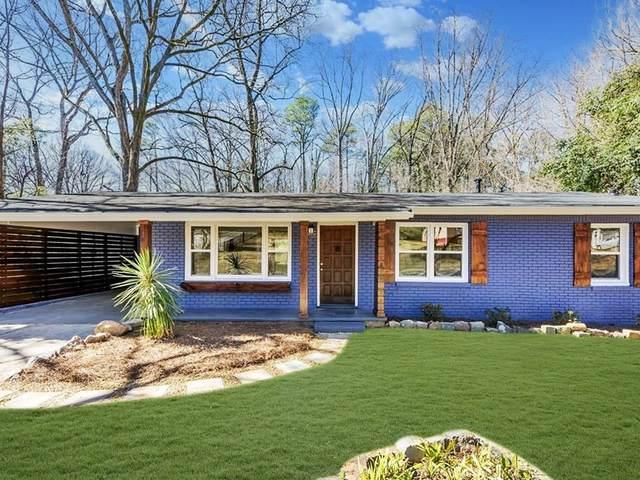 2205 Cavanaugh Avenue SE, Atlanta, GA 30316 (MLS #6814931) :: North Atlanta Home Team