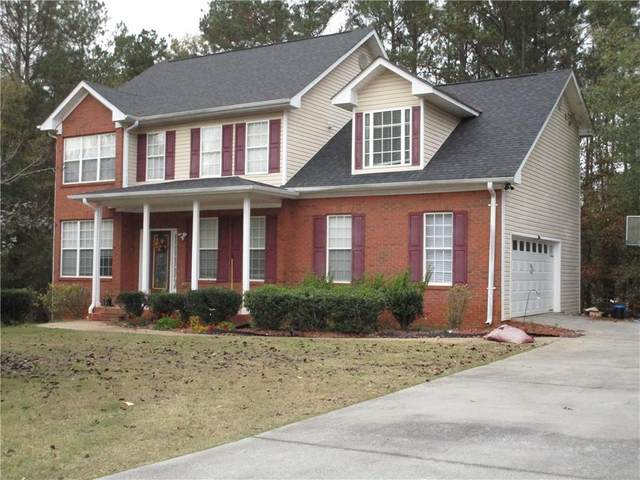 1009 Alexandria Lane, Conyers, GA 30094 (MLS #6814933) :: The Cowan Connection Team