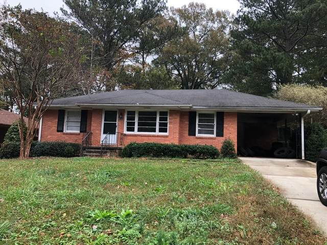 1854 S Columbia Place, Decatur, GA 30032 (MLS #6814934) :: The Zac Team @ RE/MAX Metro Atlanta