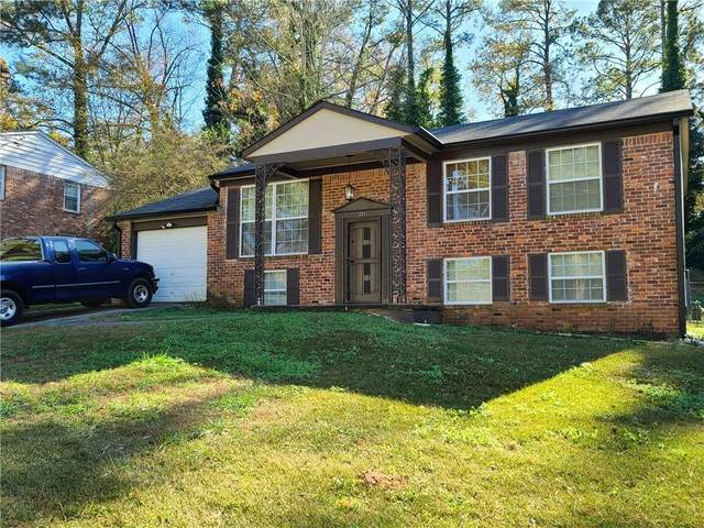 391 Camelot Parkway, Jonesboro, GA 30236 (MLS #6814946) :: North Atlanta Home Team