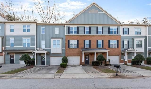1756 Oakbrook Lane NW, Kennesaw, GA 30152 (MLS #6814973) :: Path & Post Real Estate