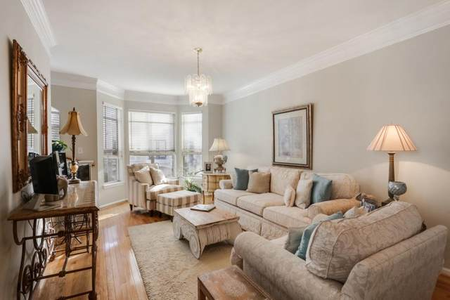 375 Highland Avenue NE #308, Atlanta, GA 30312 (MLS #6815025) :: The North Georgia Group