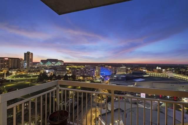 285 Centennial Olympic Park Drive #2103, Atlanta, GA 30313 (MLS #6815173) :: The Justin Landis Group