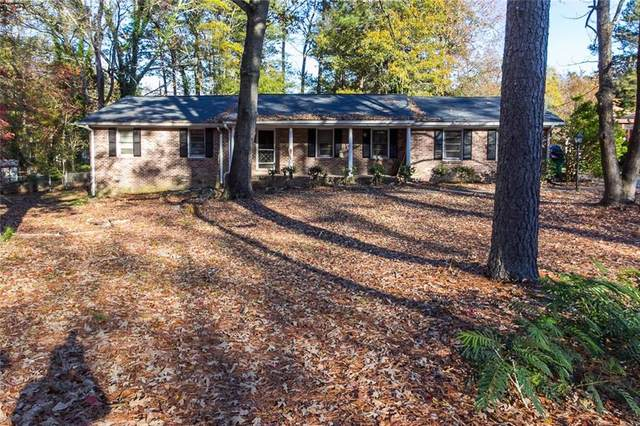 1624 Rhonda Lane, Stone Mountain, GA 30087 (MLS #6815204) :: North Atlanta Home Team