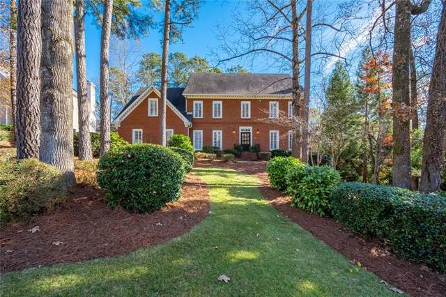 7665 Blandford Place, Sandy Springs, GA 30350 (MLS #6815230) :: The North Georgia Group