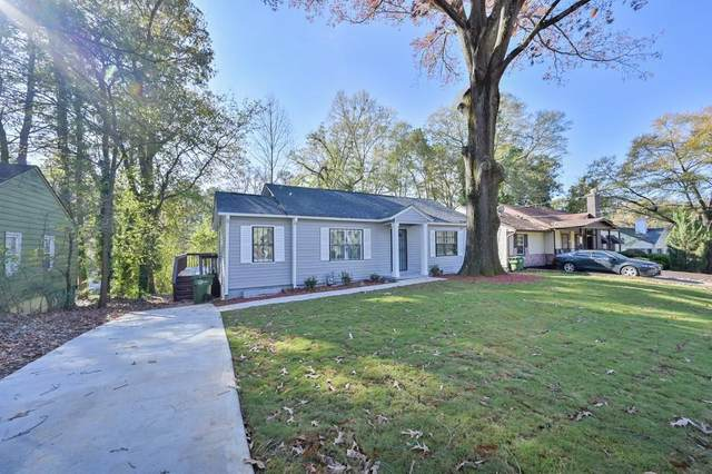 1356 Lanvale Drive SW, Atlanta, GA 30310 (MLS #6815240) :: North Atlanta Home Team