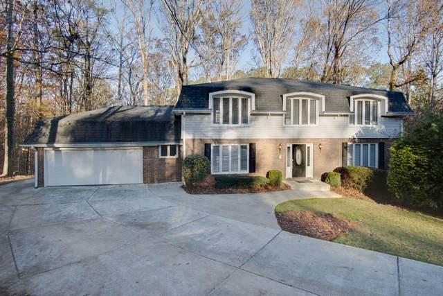 270 Martin Ridge Court, Roswell, GA 30076 (MLS #6815253) :: The Gurley Team