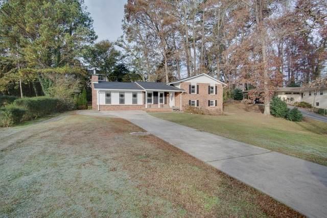 710 Smithstone Road SE, Marietta, GA 30067 (MLS #6815278) :: Path & Post Real Estate