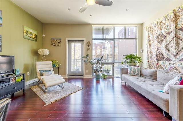 89 Mangum Street SW #219, Atlanta, GA 30313 (MLS #6815308) :: Path & Post Real Estate