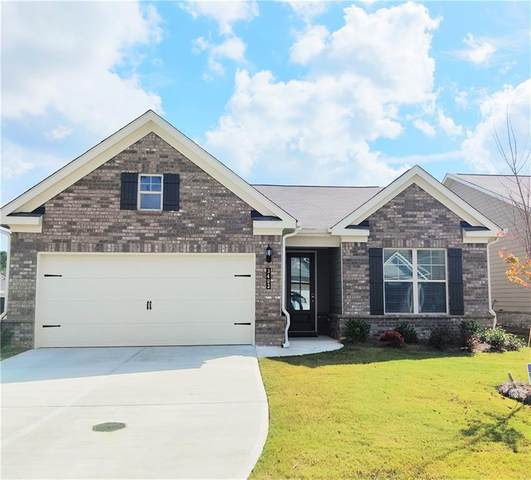 3456 High Shoals Lot 163, Buford, GA 30519 (MLS #6815344) :: Path & Post Real Estate