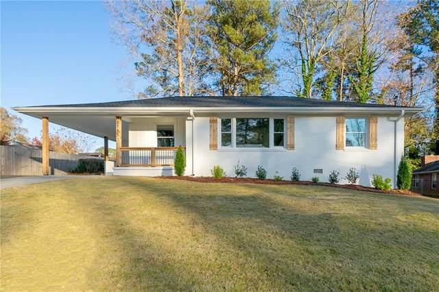 2785 Parkwood Road SE, Smyrna, GA 30080 (MLS #6815356) :: KELLY+CO