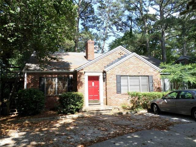 1445 Clairmont Road, Decatur, GA 30033 (MLS #6815362) :: The Zac Team @ RE/MAX Metro Atlanta