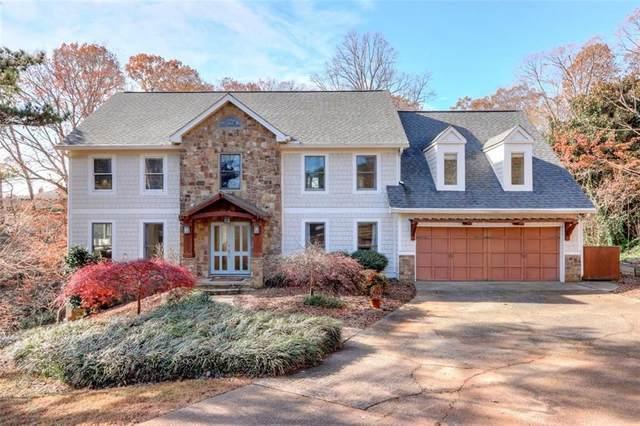 622 Club Lane SE, Marietta, GA 30067 (MLS #6815485) :: Path & Post Real Estate
