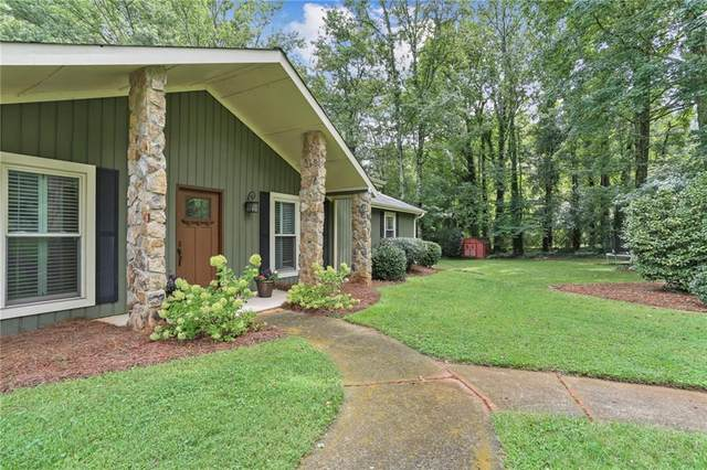 3305 Pebble Hill Drive, Marietta, GA 30062 (MLS #6815487) :: Path & Post Real Estate