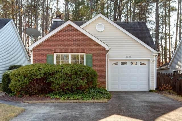 2726 Highland Ridge NW, Kennesaw, GA 30152 (MLS #6815506) :: Path & Post Real Estate