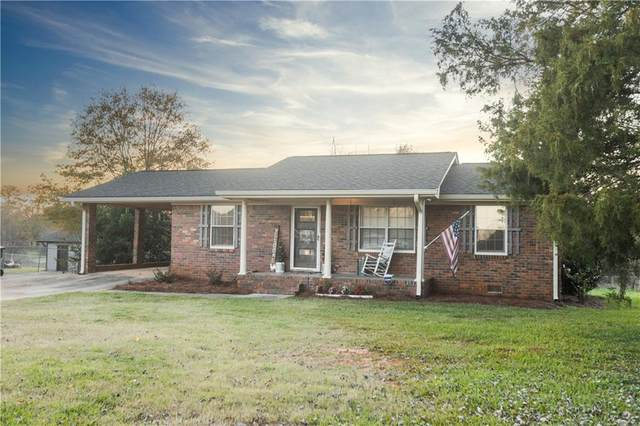 619 Lakeview Drive, Monroe, GA 30656 (MLS #6815568) :: Kennesaw Life Real Estate