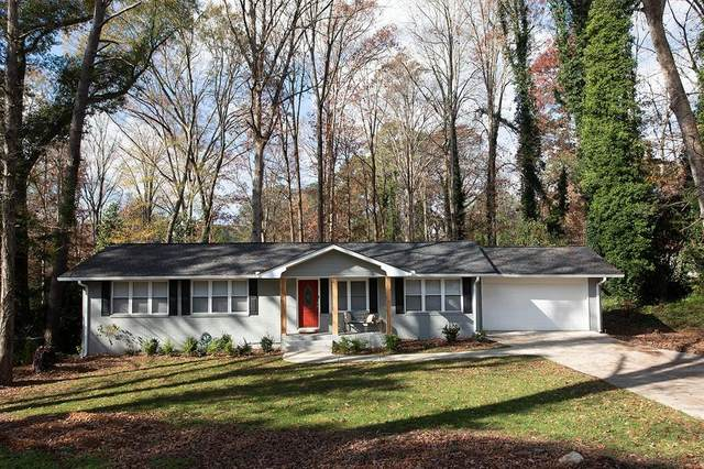 415 Old Canton Road, Marietta, GA 30068 (MLS #6815572) :: Path & Post Real Estate