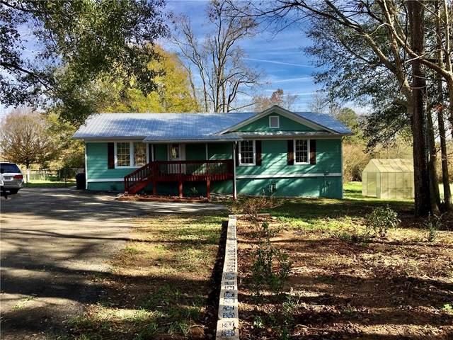 7857 County Line Road, Gillsville, GA 30543 (MLS #6815589) :: Scott Fine Homes at Keller Williams First Atlanta