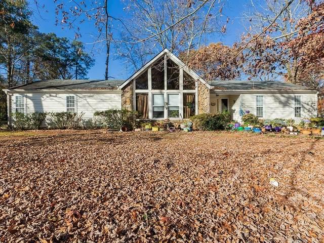 125 Hartwood Drive, Woodstock, GA 30189 (MLS #6815602) :: The Gurley Team