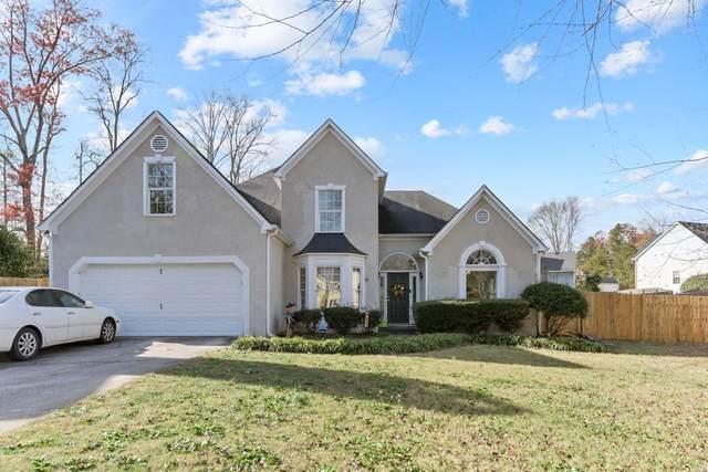 3742 Lockerbie Lane, Powder Springs, GA 30127 (MLS #6815733) :: North Atlanta Home Team
