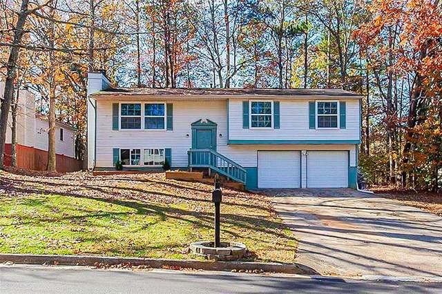 160 Sheringham Drive, Roswell, GA 30076 (MLS #6815751) :: North Atlanta Home Team