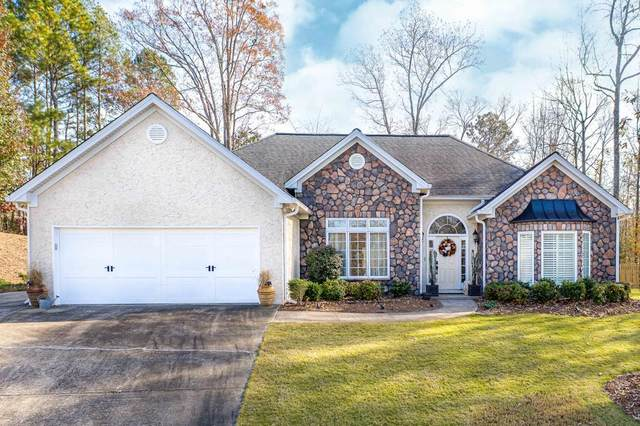 2714 Gentry Drive, Douglasville, GA 30135 (MLS #6815772) :: Kennesaw Life Real Estate