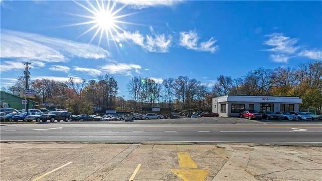 680 Roswell Street, Marietta, GA 30060 (MLS #6815783) :: The Cowan Connection Team