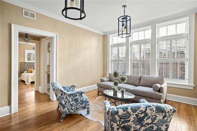 690 Piedmont Avenue NE #1, Atlanta, GA 30308 (MLS #6815788) :: The North Georgia Group