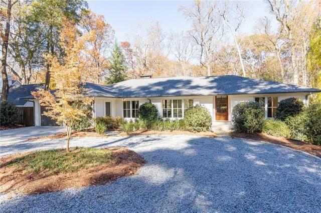 1375 Moores Mill Road NW, Atlanta, GA 30327 (MLS #6815799) :: The Hinsons - Mike Hinson & Harriet Hinson