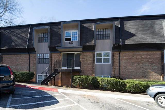 355 Winding River #D, Sandy Springs, GA 30350 (MLS #6815807) :: The North Georgia Group