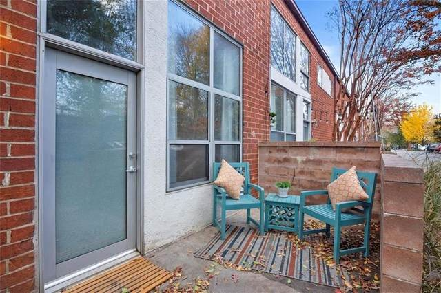 195 Arizona Avenue NE #135, Atlanta, GA 30307 (MLS #6815821) :: Oliver & Associates Realty