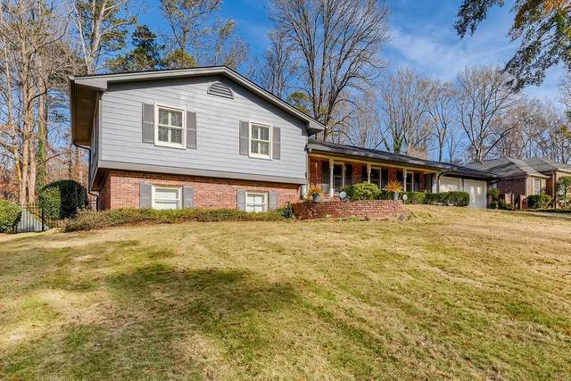 2920 Randolph Road NE, Atlanta, GA 30345 (MLS #6815840) :: The Realty Queen & Team